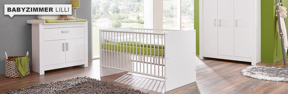 Babyzimmerserie Lilli