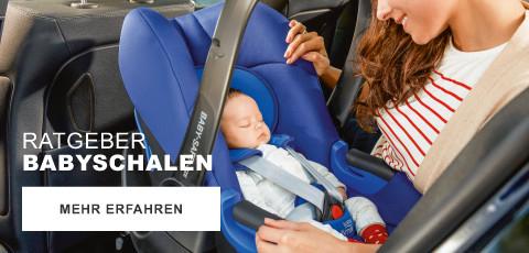 Ratgeber Babyschalen