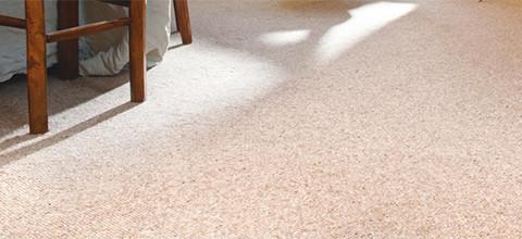Teppichboden naturfarben aus Schurwolle