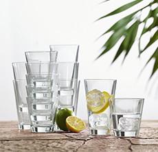 Perfektní sklenice na pití pro běžné použití a každou příležitost v XXXLutz.