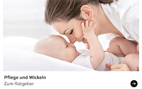 Babyratgeber Pflege und Wickeln