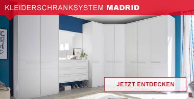 Kleiderschranksystem Madrid