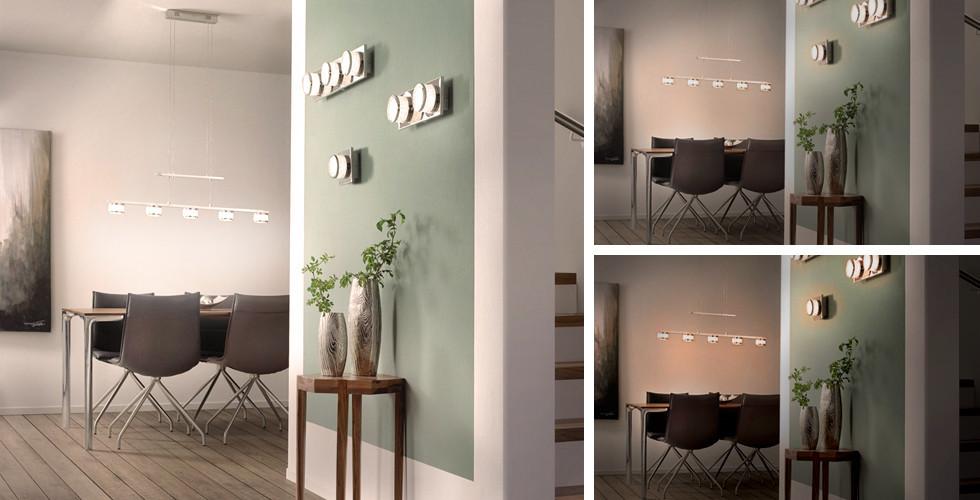 Dimmbare Leuchte Lampe fürs Esszimmer