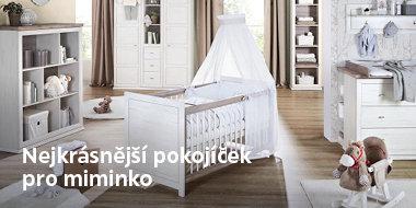 Nejkrásnější pokojíček pro miminko