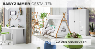 Babyzimmer gestalten