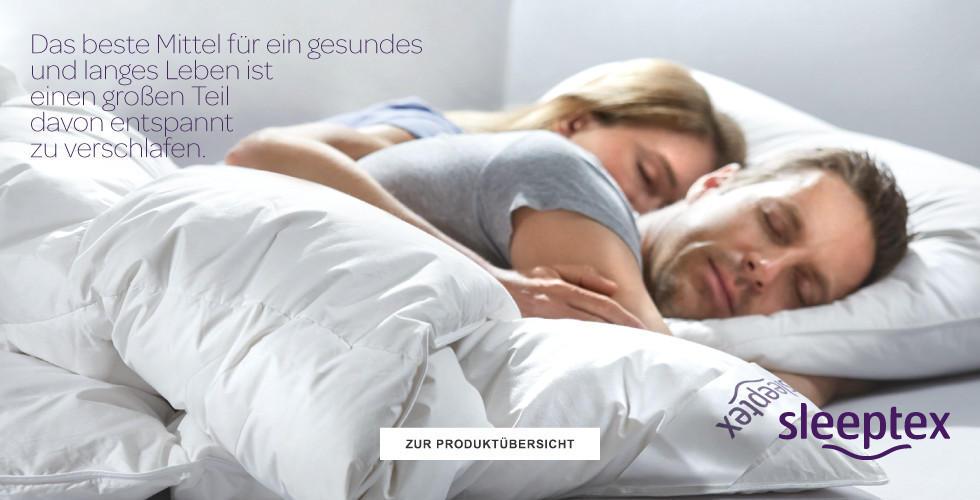 zur Sleeptex Produktübersicht