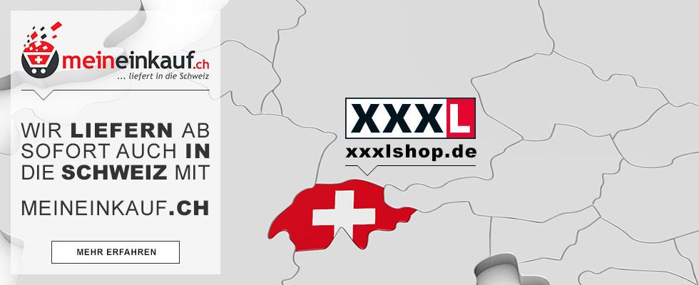 XXXL Möbel Lieferung in die Schweiz