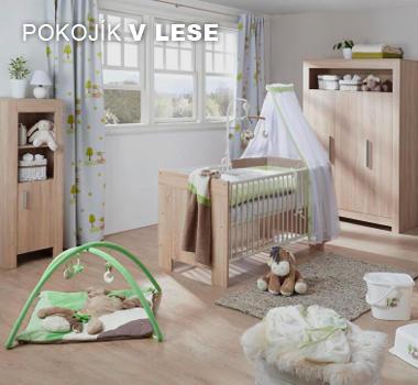 Dětský pokoj Les