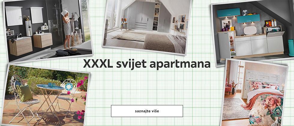 ideje za opremanje apartmana