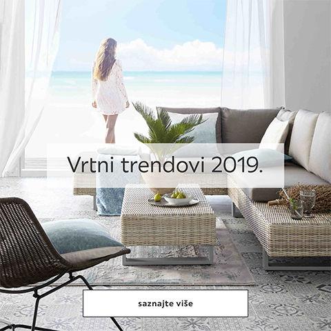 vrtni trendovi 2019. namještaj i oprema
