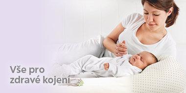Vše pro zdravé kojení