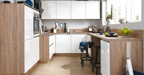 U Form Küchen Ideal Für Große Räume Xxxlutz