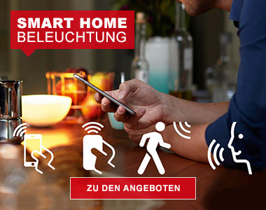 XXXLutz smart home Beleuchtung