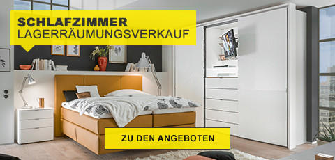 Schlafzimmer Lagerräumungsverkauf