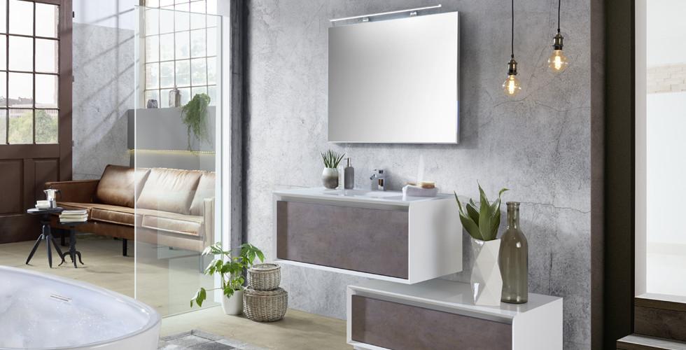Moderne Badezimmer Minimalismus