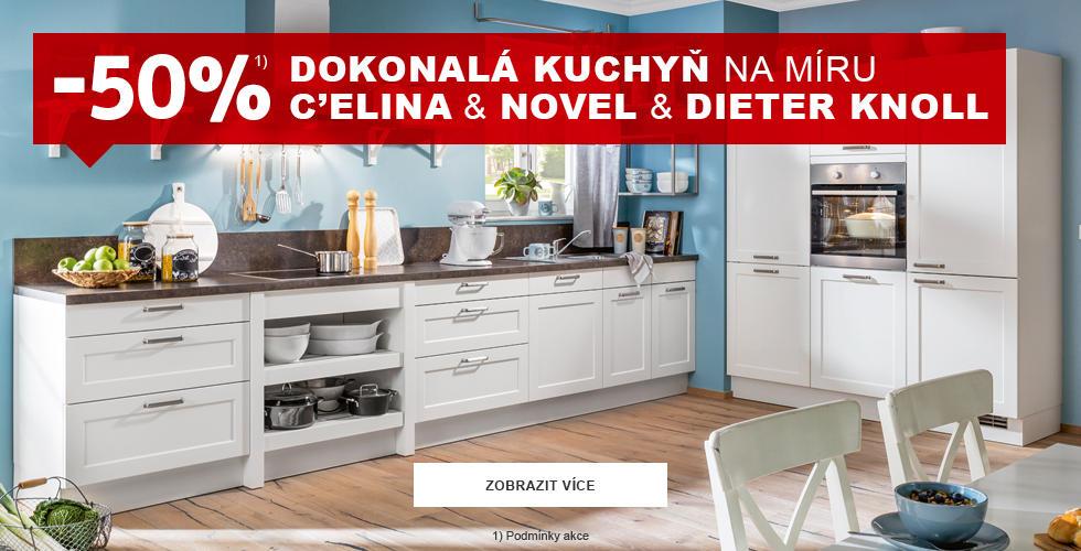 Akce na kuchyně