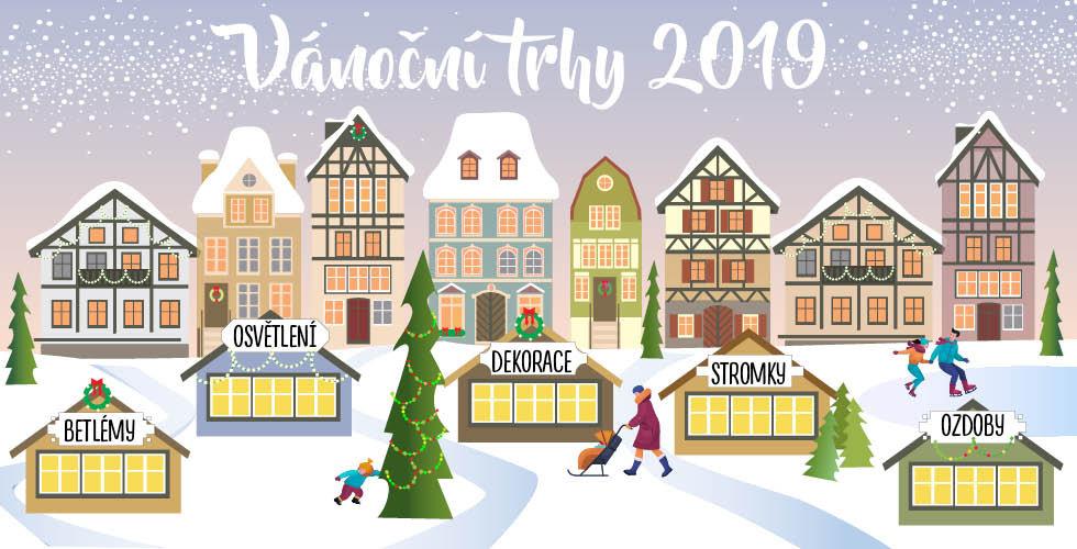 Vánoční trhy 2019
