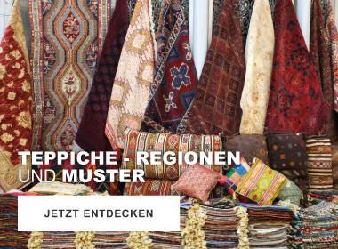 Teppiche - Regionen und Muster