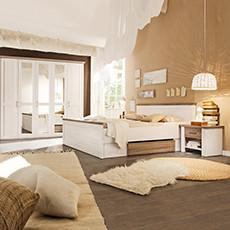 Schlafzimmerserie Luca