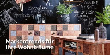 Markentrends für Ihre Wohnträume