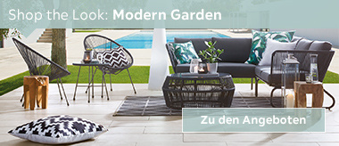 Shop the Look: Modern Garden