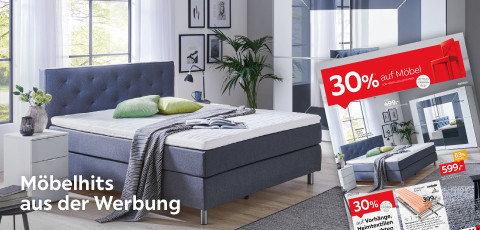 Möbelhits aus der Werbung