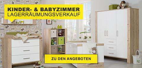 Lagerräumungsverkauf Kinder- und Babyzimmer