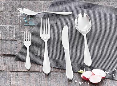 Kvalitetan pribor za jelo XXXL Lesnina