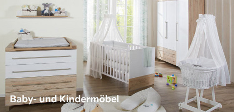 Babyzimmer weiß