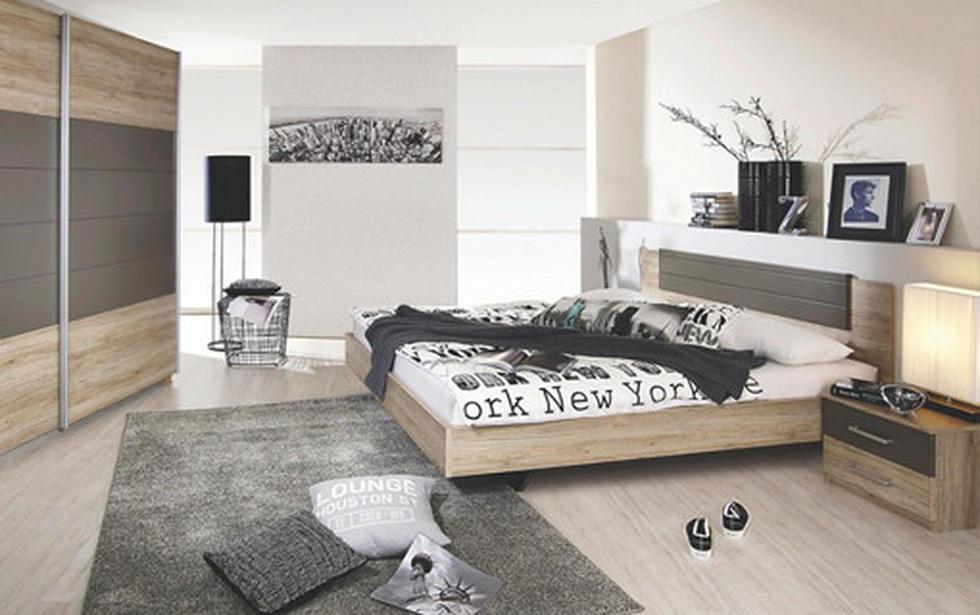Moderna spalnica za mlade