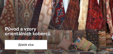 Puvod a vzory orientalnich kobercu