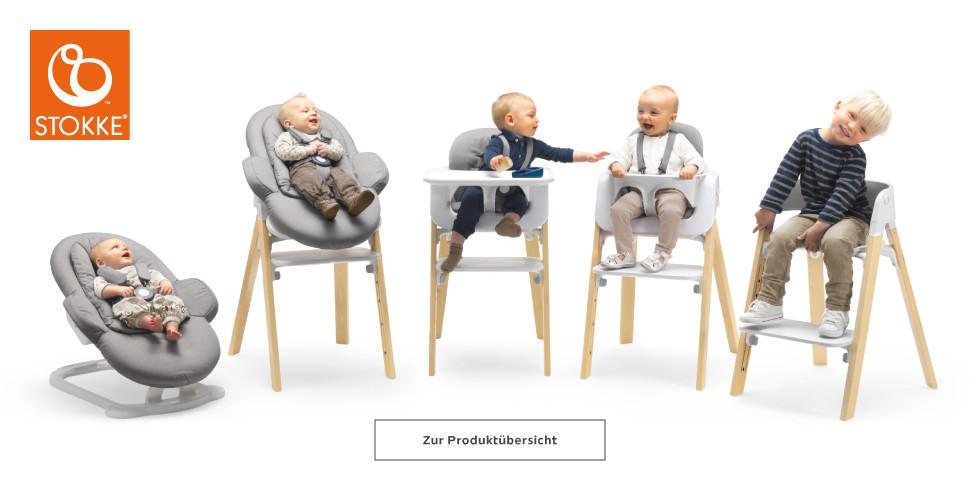 Stokke vom Baby bis zum Kleinkind
