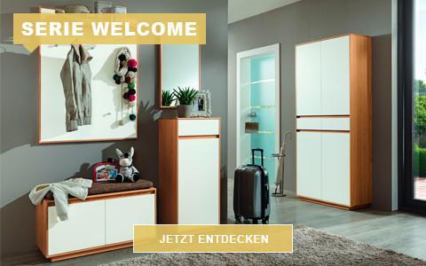 Garderobe Welcome