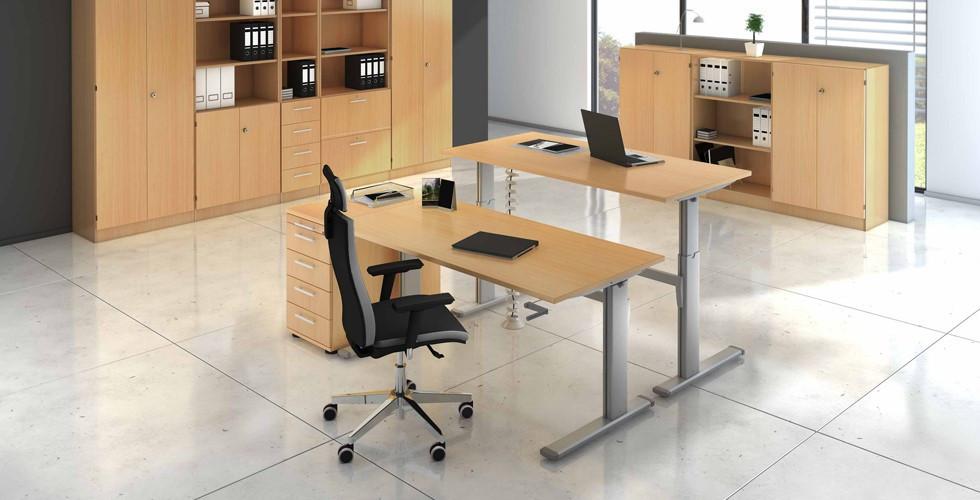 Büromöbel in 5 Tagen Lieferbereit – die schnelle Lösung