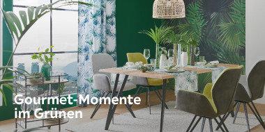 Gourmet-Momente im Grünen