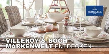 Villeroy & Boch Markenwelt