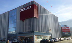 Filiale Xxxlutz Innsbruck Siemensstrasse 37 6063 Innsbruck Neu Rum