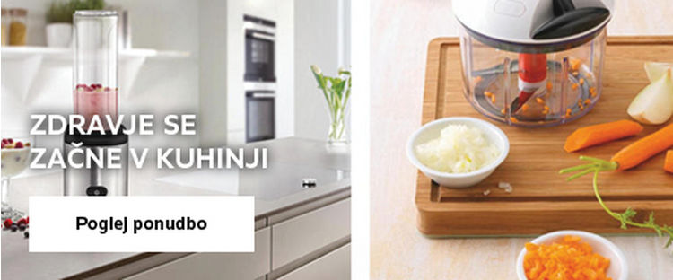 D2-zdravje se začne v kuhinji
