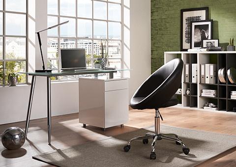 Skandinavische Einrichtungsideen fürs Büro