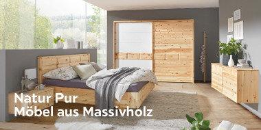 Natur Pur Möbel aus Massivholz