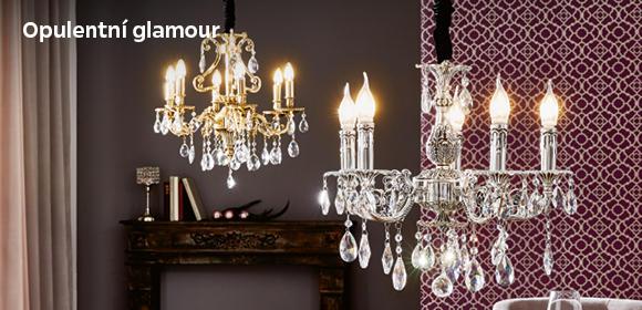 Glamour osvětlení