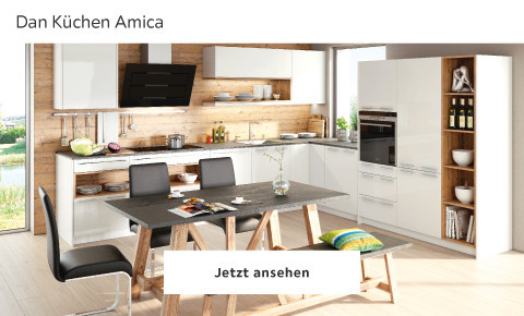 Dan Küchenprogramm Amica