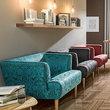 fotelje u bojama