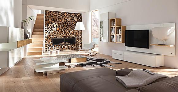 Huelsta Wohnzimmer