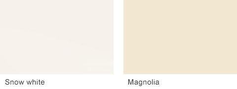 Set One by Musterring Korsika Korpusfarben Snow white Magnolia