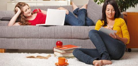 Vše pro studentské bydlení