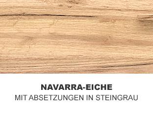Navarra-Eiche steingrau