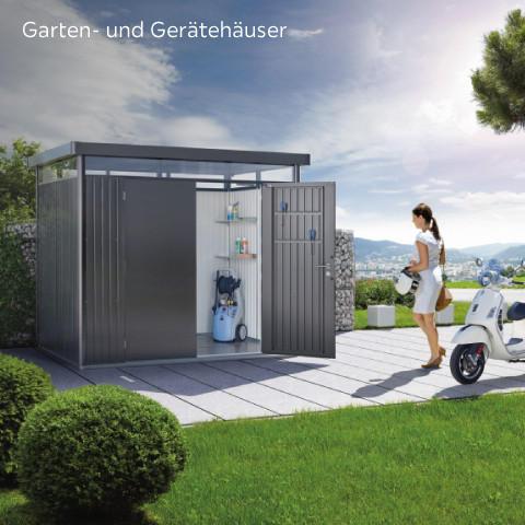 Biohort Garten- & Gerätehäuser