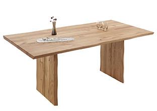 Stůl z masivního dřeva Linea Natura v XXXLutz