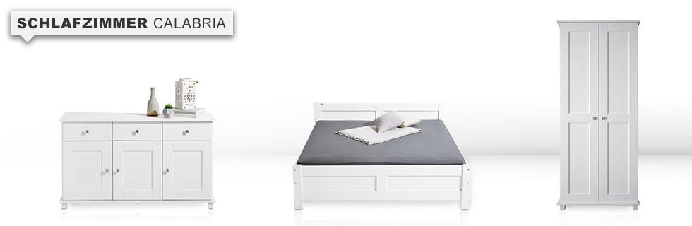 Schlafzimmer Calabria